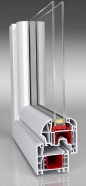 Finestre pvc edral finestre pvc con posa qualificata t for Finestre pvc genova