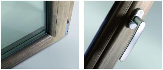 Finestre oknoplast prolux finestre pvc con posa qualificata t blindo infissi porte - Finestre pvc genova ...
